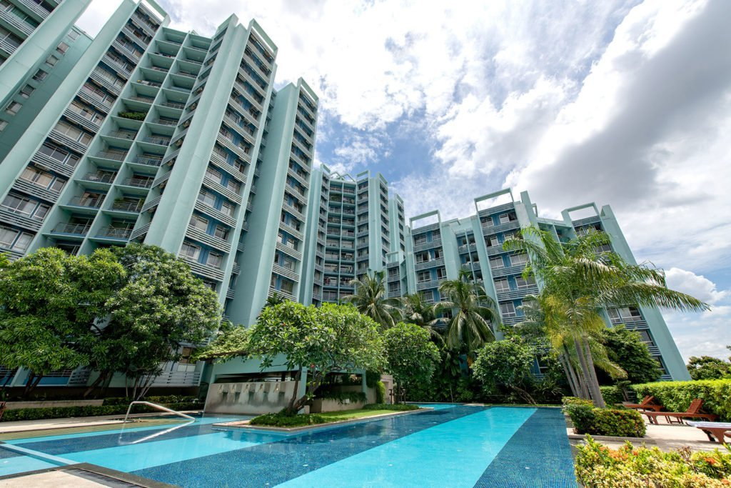 An Oasis of Serviced Apartments in the Sathorn District