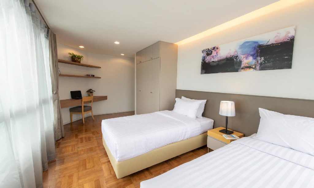 Spacious Accommodation for Rent in Sathorn 7