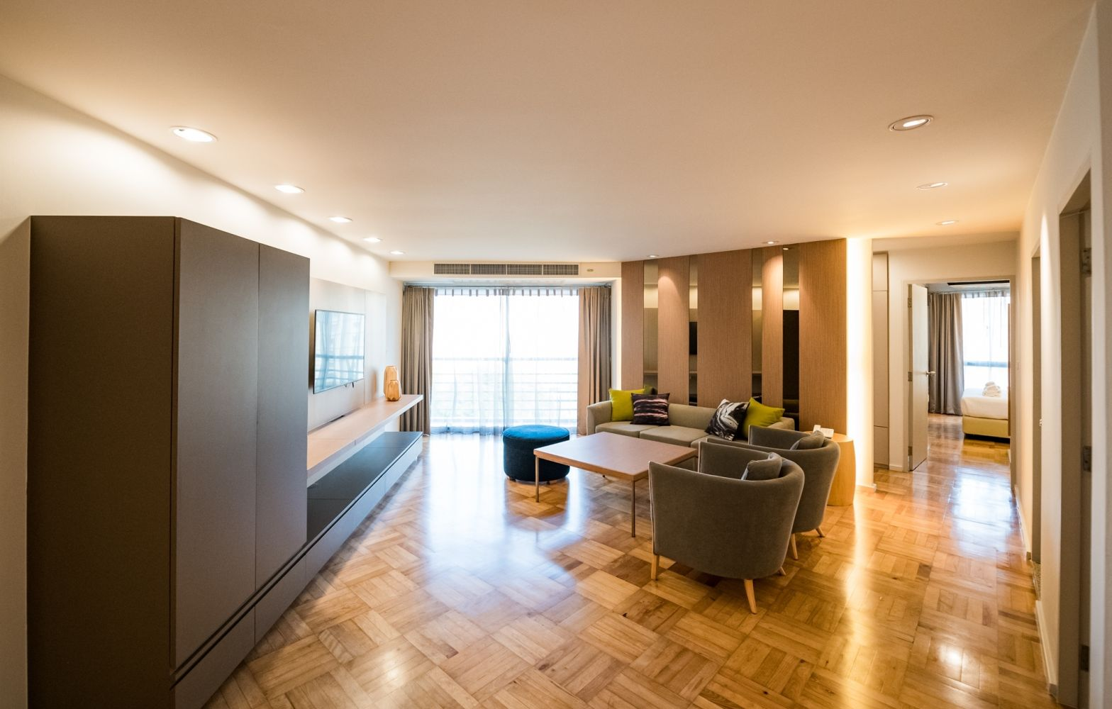 曼谷2居室公寓租赁终极家庭指南 1